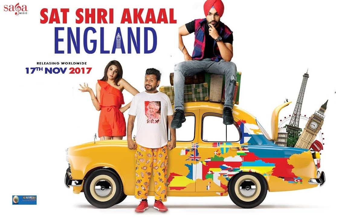 Sat Shri Akaal England trailer movie first look