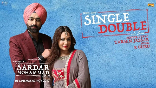 Single Double Tarsem Jassar punjabi song