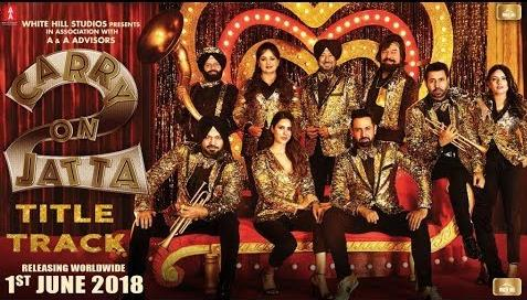 Carry On Jatta 2 Title track punjabi song released