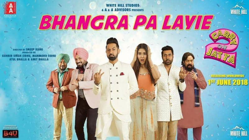 Bhangra Pa Laiye-punjabi-song-carry-on-jatta-2-movie