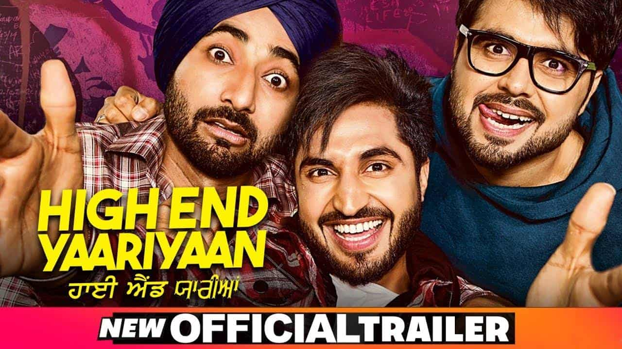 High End Yaariyaan Movie Trailer
