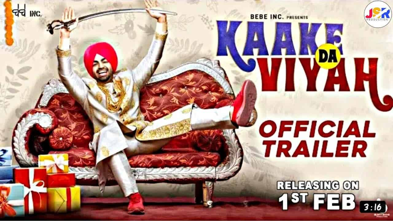 Kakke Da Viyah trailer review