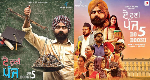 do-dooni-panj-punjabi-movie-2019