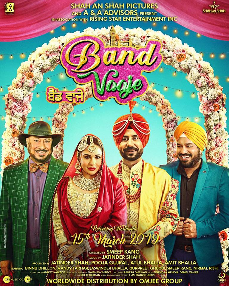 BandVaaje movie official poster