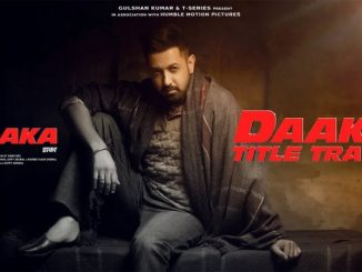 Daaka Song Lyrics