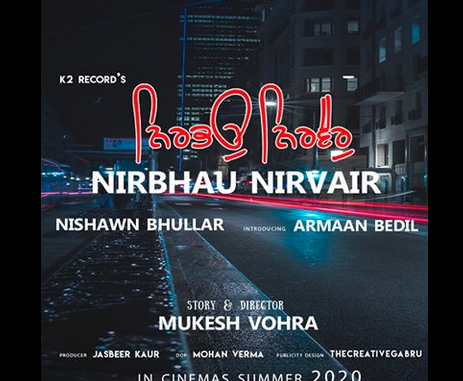 nNirbhau Nirvair Movie Poster Promises a Lot