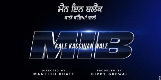 Ranjit Bawa starts shooting for MIB-Kale Kacchian Wale Movie